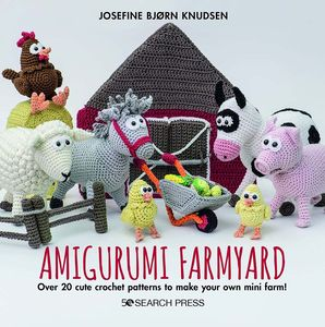 [Amigurumi Farmyard: Over 20 Cute Crochet Patterns To Make Your Own Mini Farm! (Hardcover) (Product Image)]