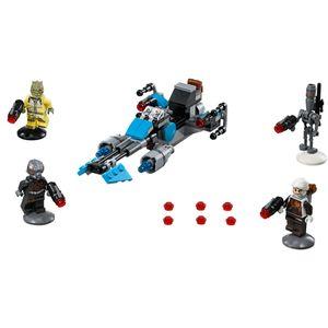 [LEGO: Star Wars: Bounty Hunter Speeder Bike Battle Pack (Product Image)]