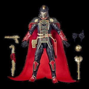 [GI Joe: Classified Series Action Figure: Snake Supreme Cobra Commander (Product Image)]