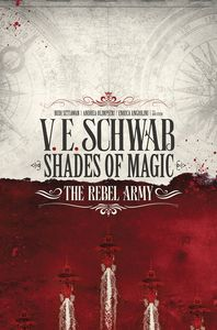 [Shades Of Magic: Rebel Army #1 (Cover C Novel Style) (Product Image)]