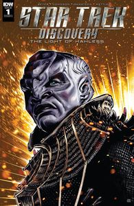 [Star Trek: Discovery #1 (Cover A Shasteen) (Product Image)]
