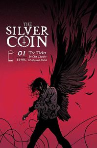 [The Silver Coin #1 (2nd Printing) (Product Image)]