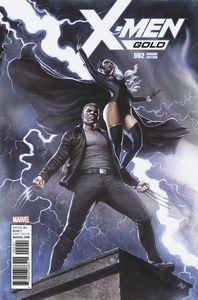 [X-Men: Gold #2 (Granov Variant) (Product Image)]