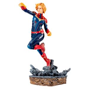 [Captain Marvel: Battle Diorama Series Art Scale Statue (Product Image)]