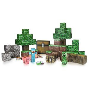 [Minecraft: Paper Craft Pack: Deluxe Overworld (Product Image)]