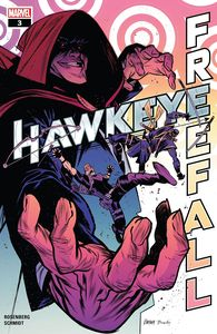 [Hawkeye: Free Fall #3 (Product Image)]