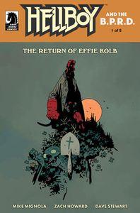 [Hellboy & B.P.R.D.: Return Of Effie Kolb #1 (Cover B Mignola) (Product Image)]
