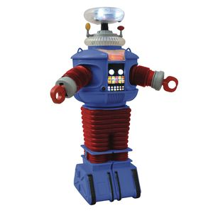 [Lost In Space: Figure: B9 Retro Electronic Robot (Product Image)]