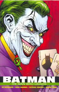 [Batman: The Man Who Laughs (Titan Edition) (Product Image)]