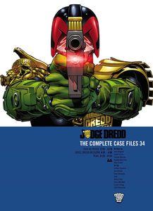 [Judge Dredd Complete Case Files: Volume 34 (Product Image)]