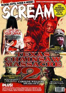 [Scream Magazine #22 (Product Image)]