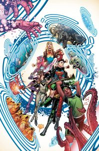 [Young Justice: Volume 2: Lost In The Multiverse (Hardcover) (Product Image)]