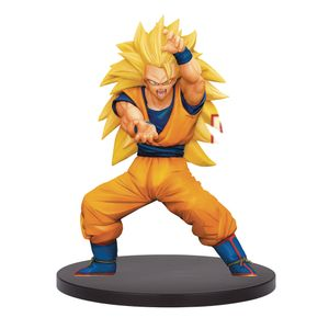 [Dragon Ball Super: Chosenshiretsuden Statue: Volume 4: Super Saiyan 3 Son Goku (Product Image)]