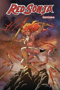 [Red Sonja #1 (Cover A Conner) (Product Image)]