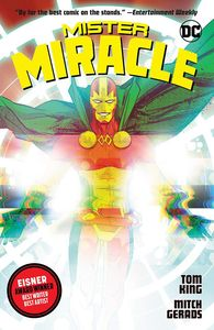 [Mister Miracle: The Complete Series (Product Image)]