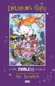 [Delirium's Party: A Little Endless Storybook (Hardcover) (Product Image)]