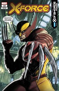 [X-Force #14 (Ferreyra Variant XoS) (Product Image)]