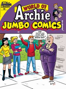 [World Of Archie: Jumbo Comics Digest #96 (Product Image)]