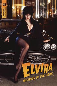 [Elvira: Mistress Of The Dark #2 (Cover D Photo) (Product Image)]