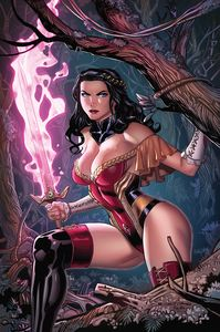 [Grimm Fairy Tales #46 (Cover C Ortiz) (Product Image)]