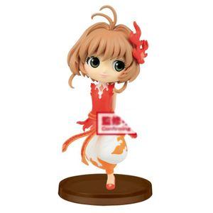 [Cardcaptor Sakura: Clear Card: Q Posket Petit Figure: Volume 1: Sakura Kinomoto (Version A) (Product Image)]