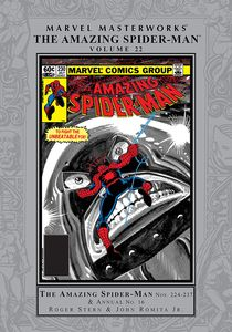 [Marvel Masterworks: Amazing Spider-Man: Volume 22 (Hardcover) (Product Image)]