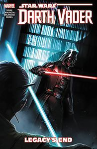 [Star Wars: Darth Vader: Dark Lord Of The Sith: Volume 2: Legacys End (Product Image)]