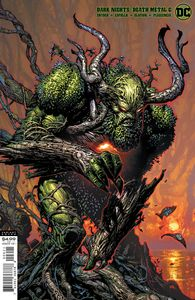 [Dark Nights: Death Metal #6 (Finch Swamp Thing Variant) (Product Image)]