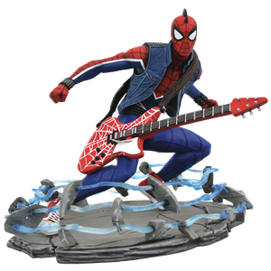 [Marvel's Spider-Man: Marvel Gallery PVC Statue: PS4 Spider-Punk (Product Image)]