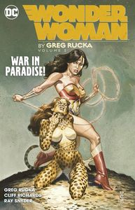 [Wonder Woman: By Greg Rucka: Volume 3 (Product Image)]