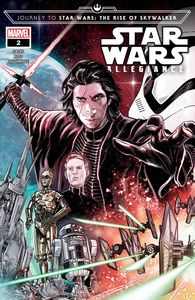 [Journey To Star Wars: The Rise Of Skywalker: Allegiance #2 (Product Image)]