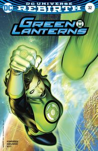 [Green Lanterns #32 (Variant Edition) (Product Image)]