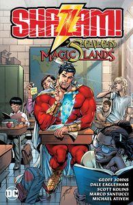 [Shazam!: The Seven Magic Lands (Product Image)]