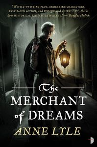 [Nights Masque: Book 2 :Merchant Of Dreams (Product Image)]