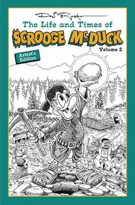 [Life & Times Of Scrooge McDuck: Volume II: Artist Edition (Hardcover) (Product Image)]