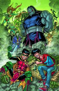 [Challenge Of The Super Sons #2 (Cover B Nick Bradshaw Card Stock Variant) (Product Image)]