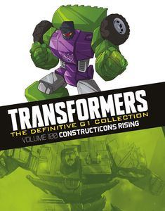 [Transformers Definitive G1 Collection: Volume 100 (Product Image)]