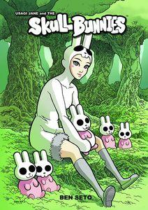 [Usagi Jane & The Skullbunnies: Volume 1 (Product Image)]