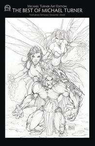 [Michael Turner: Art Edition: Fathom Soulfire Ekos (One Shot Main Cover) (Product Image)]