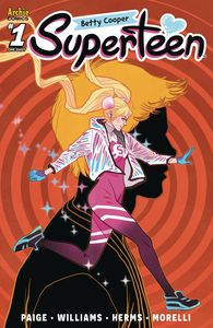 [Betty Cooper: Superteen: Oneshot (Cover D Sauvage) (Product Image)]