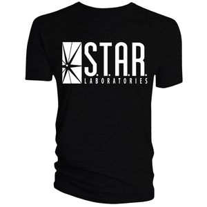 [The Flash: T-Shirt: S.T.A.R. Labs (Product Image)]