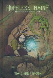 [Hopeless Maine: Volume 2: Inheritance (Hardcover) (Product Image)]