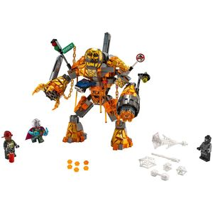 [LEGO: Spider-Man: Far From Home: Molten Man Battle (Product Image)]