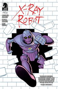 [X-Ray Robot #3 (Cover B Smallwood) (Product Image)]