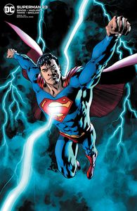 [Superman #23 (Bryan Hitch Variant Edition) (Product Image)]