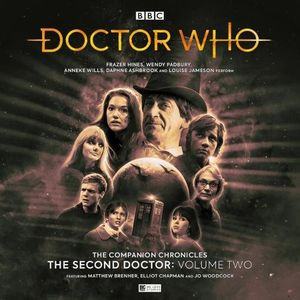 [Doctor Who: 2nd Doctor: The Companion Chronicles: Volume 2 (Product Image)]