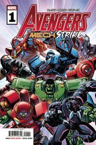 [Avengers: Mech Strike #1 (Product Image)]