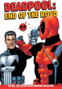 [Deadpool: All Killer No Filler Graphic Novel Collection #51 (Product Image)]