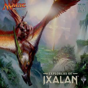 [Magic the gathering: Explorers Of Ixalan (Product Image)]