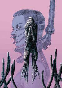 [The cover for Angela Della Morte: Volume 2 #1]